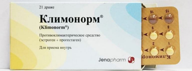 Гормональные препараты при менопаузе: польза и вред
