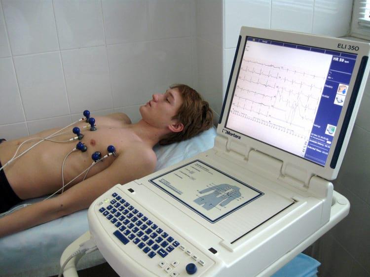 Аппарат ЭКГ