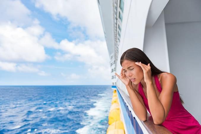 Таблетки от укачивания: путешествуем с комфортом