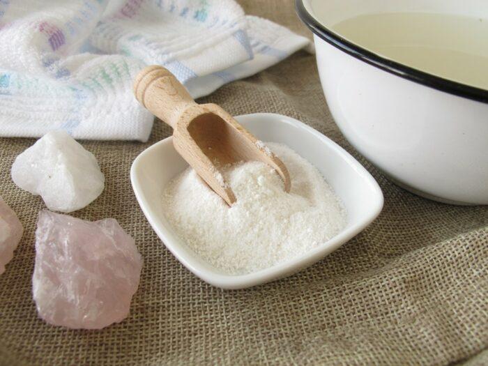 Солевые ванны при пяточной шпоре