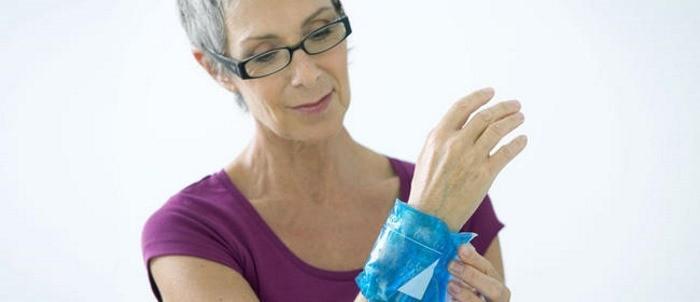лечение шишек на руках