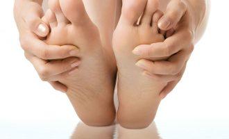 как лечить сухие мозоли на ногах