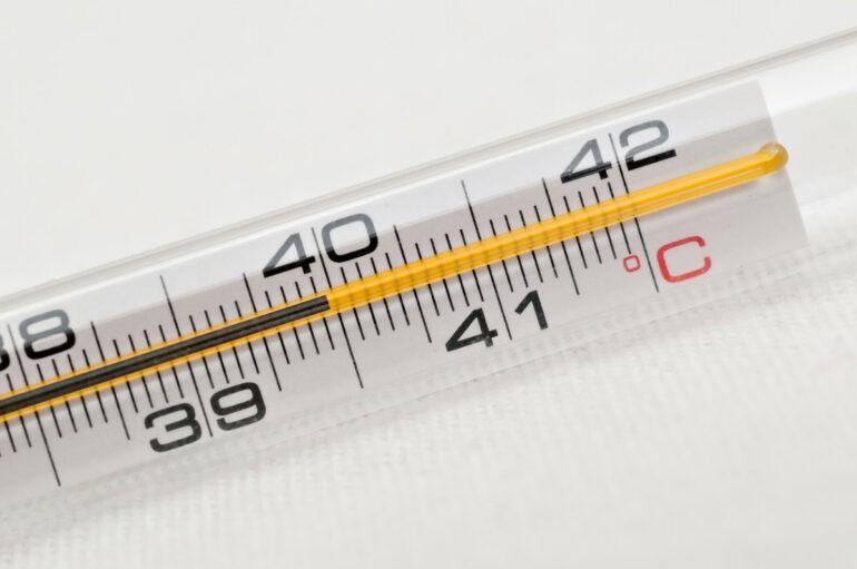 почему повышается температура тела