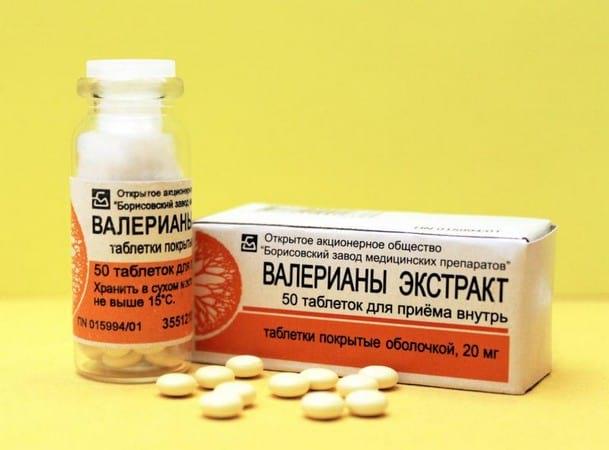 Как и в каких случаях принимать валерьянку в таблетках для успокоения