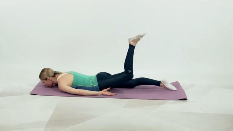 Лечебная гимнастика для тазобедренных суставов